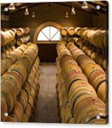 Barrel Room Acrylic Print by Eggers Photography