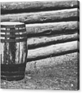 Barrel Acrylic Print