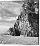 Barren Coast Acrylic Print
