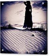 Barren Dream Acrylic Print