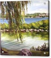 Barrie Waterfront Acrylic Print
