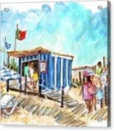 Barril Beach 05 Acrylic Print