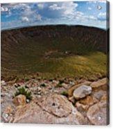 Barringer Meteor Crater #6 Acrylic Print