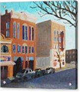 Barrio Acrylic Print