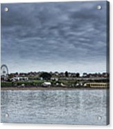 Barry Island Panorama Acrylic Print