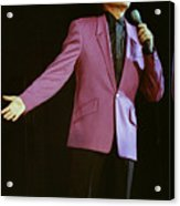 Barry Manilow-0775 Acrylic Print