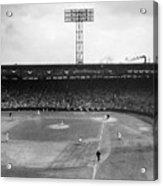 Baseball: Fenway Park, 1956 Acrylic Print