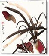 Basho Acrylic Print