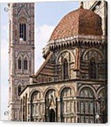 Basilica Di Santa Maria Del Fiore  Acrylic Print