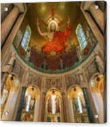 Basilica Of The National Shrine Acrylic Print