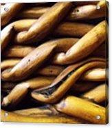Basket IIi Acrylic Print
