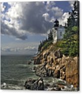 Bass Harbor Lighthouse Acrylic Print