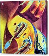 Bass Acrylic Print