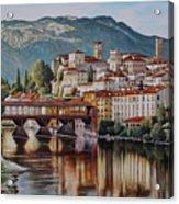 Bassano Del Grappa Acrylic Print