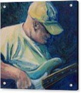 Bassman Blues Acrylic Print