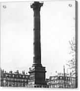 Bastille Monument In Paris Acrylic Print