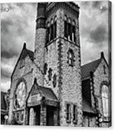 Batavia Baptist Church 2161 Acrylic Print