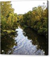 Batavia, Ohio Creek Vertical Acrylic Print