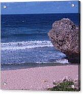 Bathsheba Beach Barbados Acrylic Print