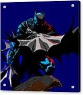 Batman Dark  Acrylic Print