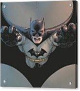 Batman Incorporated Acrylic Print