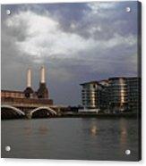Battersea Park Acrylic Print