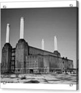 Battersea Power Station Acrylic Print