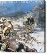 Battle At Roberts Ridge Acrylic Print