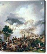 Battle Of Somo Sierra Acrylic Print