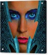 Battlemaid Acrylic Print