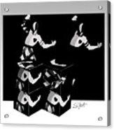 Bauhause Ballet Acrylic Print