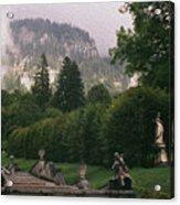 Bavaria Beauty Acrylic Print