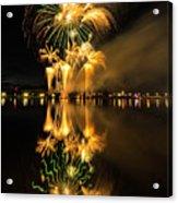 Bay City Fireworks - 2017 - 7 Acrylic Print