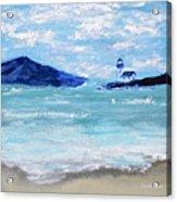 Bay Harbor Acrylic Print