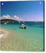 Bay Of Esperanza  Acrylic Print