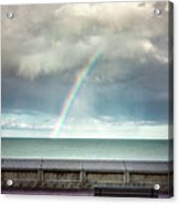 Bay Of Rainbows Acrylic Print