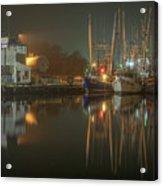 Bayou Fog #2 Acrylic Print