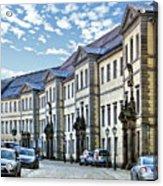 Bayreuth Street Scene Acrylic Print