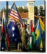Bayshore Patriots Acrylic Print
