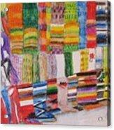 Bazaar Sabado - Gifted Acrylic Print