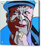 Bb King Acrylic Print
