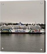 B.c. Ferries Coastal Renaissance Acrylic Print