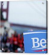 Be For Bern Acrylic Print