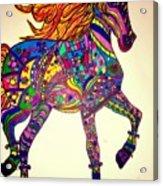 Be Free  Acrylic Print