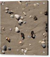 Beach 1121 Acrylic Print