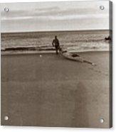 Beach 2 Acrylic Print