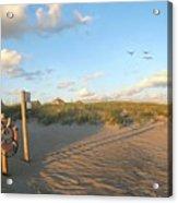 Beach Access 30 Acrylic Print