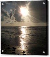 Beach After Sunrise  Acrylic Print