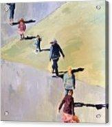 Beach Angles 4 Acrylic Print