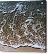 Beach At Grand Turk Ocean Beauty Acrylic Print